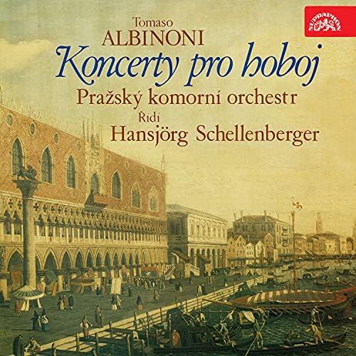 František Xaver Thuri, Hansjörg Schellenberger & Prague Chamber Orchestra