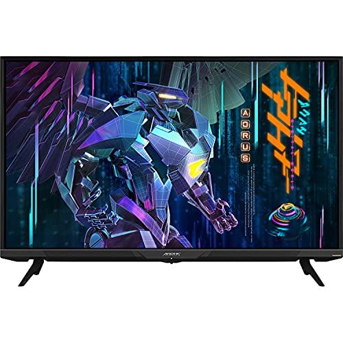 """Gigabyte Aorus FV43U 109cm (43"""") 4K Gaming-Monitor HDMI 2.1/DP/USB-C 144Hz 1ms"""