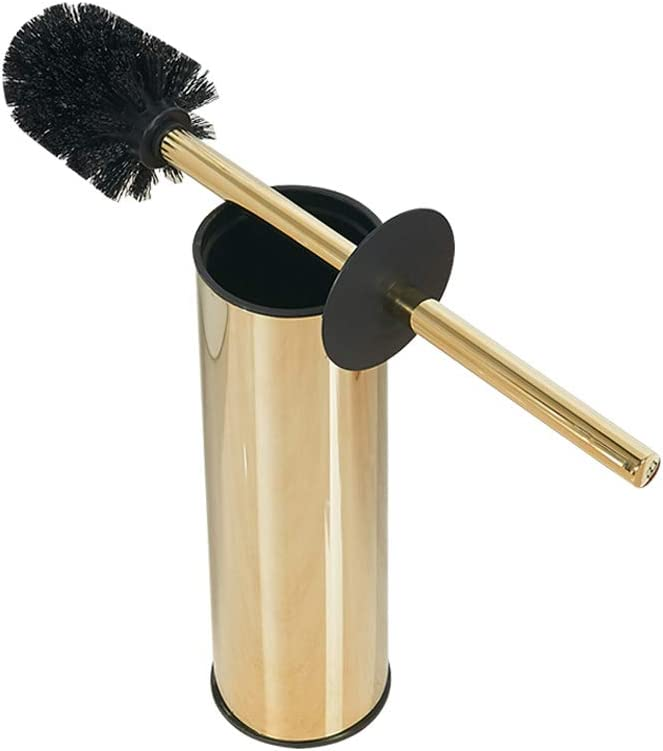 Solid Very popular! Stainless Steel Toilet Bowl Brush and All items free shipping St Holder-