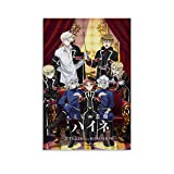 ETAU Royal Tutor Anime Canvas Art Poster and Wall Art Picture Print Modern Family Bedroom Decor Posters 08x12inch(20x30cm)