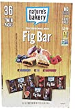 Nature's Bakery Fig bar 36Piece Variety Pack