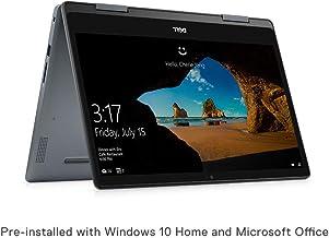 Dell Inspiron 5482 14-inch FHD 2in1 Laptop (8th Gen Core i3-8145U/4GB/512GB SSD/Windows 10 + MS Office/Intel HD Graphics/P...