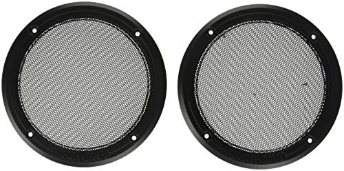 Hogtunes RM Replacement Rear Speaker Grilles for 2014-2016 Harley-Davidson Ultra Touring Models - REAR-RM GRILL
