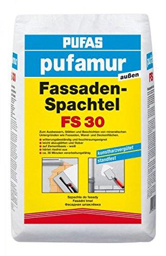 pufamur außen Fassaden-Spachtel FS 30 25 kg