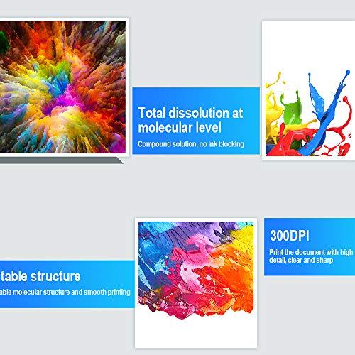 Win-Tinten 1 paquete de cartuchos de tinta negra compatibles con Epson 603xl para Epson Expression Home WF-2830DWF WF-2835DWF WF-2850DWF XP-2100 XP-2105 XP-3100 XP-3105