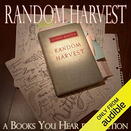 Random Harvest audiobook cover art
