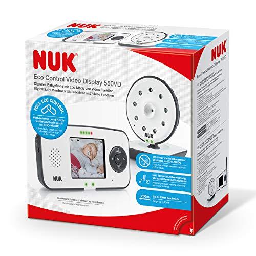 Bild 6: NUK Eco Control 550VD