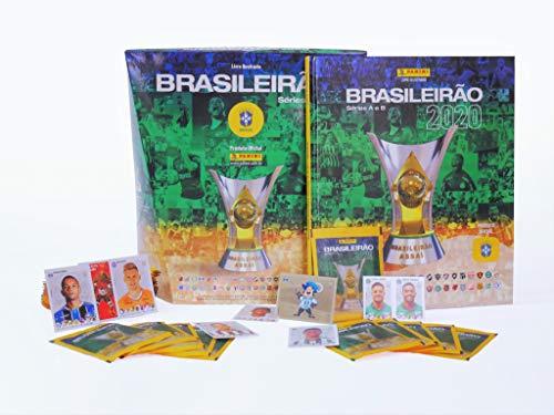 Box Premium Álbum Campeonato Brasileiro 2020