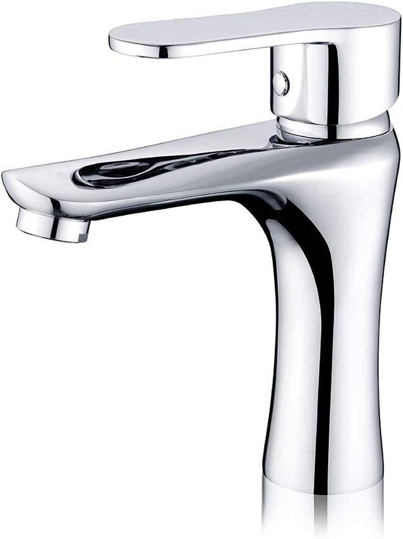 BEI-YI Wasserhahn - Kupfer Krper Becken Wasserhahn warmes und kaltes Wasser Wasserhahn -58 Wasserhahn
