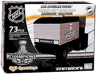 [Oyo Sports Toy] Oyo Sportstoys Los Angeles Kings 2014 Stanley Cup Champs Zamboni OYO Sportstoys P-NHLLOSZAMSCC-G1PS [parallel import goods]