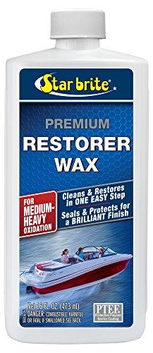 Star brite Premium Restorer Wax