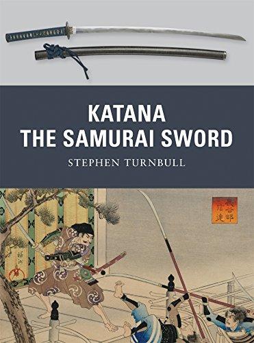 Katana: The Samurai Sword: The Sword of the Samurai: No. 5