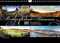 Markgraeflerland-Panoramen - Vier Jahreszeiten in der Toskana Deutschlands (Wandkalender 2022 DIN A4 quer): Ein Monatskalender mit zwoelf faszinierenden Panoramen aus dem Markgraeflerland, der Toskana Deutschlands. (Monatskalender, 14 Seiten )