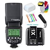 Godox TT685S TTL High Speed Sync 1/8000s 2.4GHz...