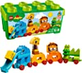 LEGO DUPLO My First Animal Brick Box 10863 Building Blocks (34 Pieces)