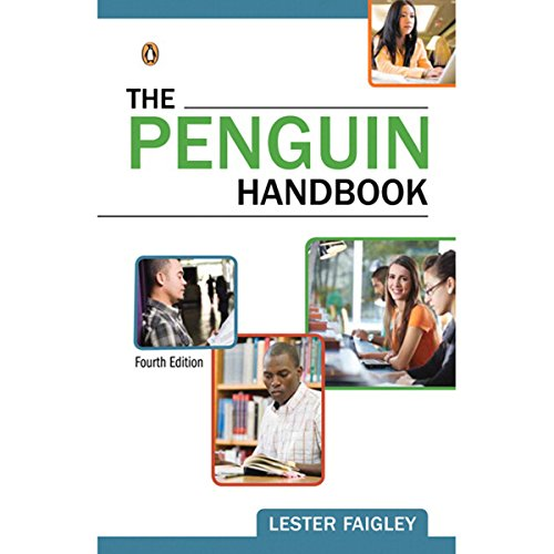 VangoNotes for The Penguin Handbook, 4e audiobook cover art