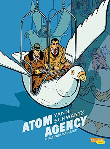 Atom Agency 2: Kleiner Maikäfer (2)