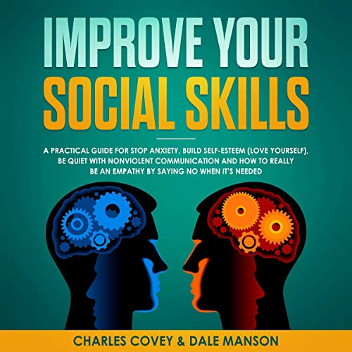 Improve Your Social Skills audiobook cover art