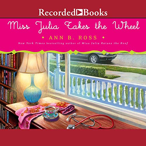 Miss Julia Takes the Wheel                   By:                                                                                                                                 Ann B. Ross                               Narrated by:                                                                                                                                 Cynthia Darlow                      Length: 9 hrs and 44 mins     56 ratings     Overall 4.6