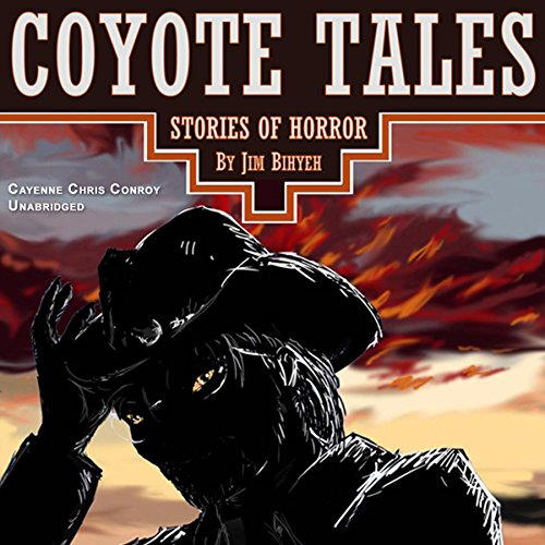 Coyote Tales audiobook cover art