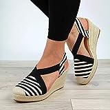 Immagine 2 tomwell sandali donna moda espadrillas