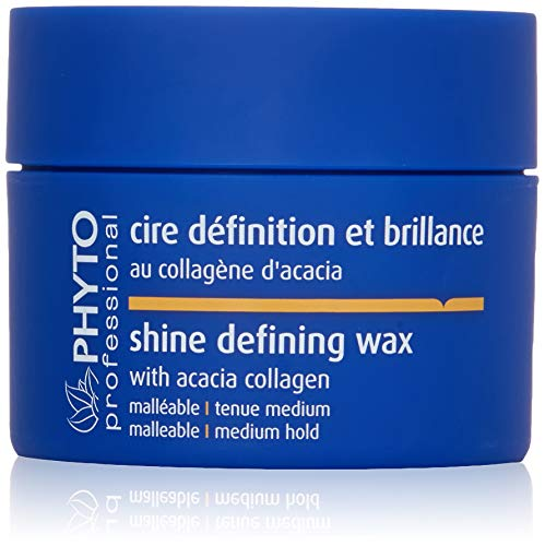 Phyto Professional Shine Defining Wax pour Femme 75 ml