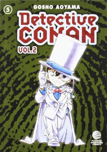 Detective Conan II nº 05 (Manga Shonen)
