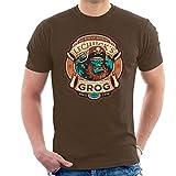 Cloud City 7 Ghost Pirate Grog Monkey Island Lechuck Men's T-Shirt