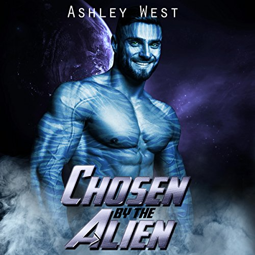 Chosen by the Alien audiobook cover art