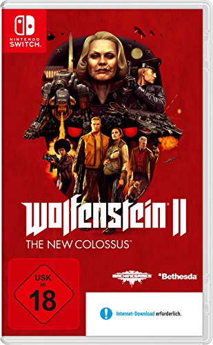 Wolfenstein II: The New Colossus - [Nintendo Switch]