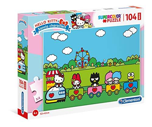 Puzzle 104 Piezas Maxi Hello Kitty (23742.5)