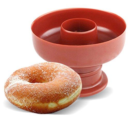 DIY Backen Donut Form Donut Desserts Cutter Maker