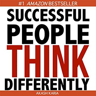How Successful People Think Differently cover art