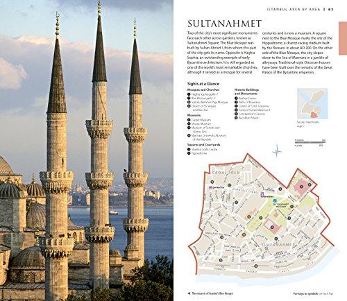 DK Eyewitness Turkey: 2016 (Travel Guide) - 51umFsj6glL