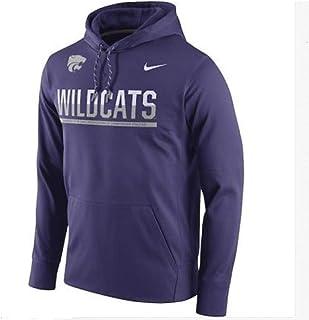 huge selection of d8b35 47234 NIKE Men s Kansas State Wildcats Circuit Pullover Hoodie Sweatshirt Size 3XL