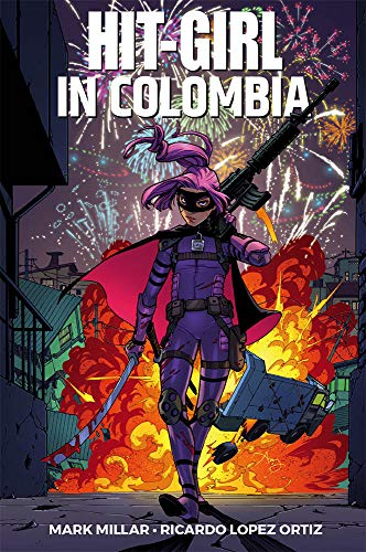 Hit-Girl in Colombia