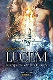 Lucem: la espada de los dioses: 5 (Saga Divano)