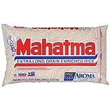 Rivianna Foods Mahatma Long Grain Rice, 5 lb (2 Packs)
