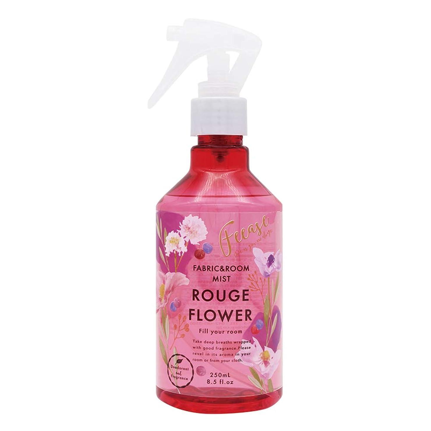 近似むしゃむしゃうめき声ノルコーポレーション ルーム&ファブリックミスト フィース 消臭成分配合 OA-FEE-1-1 ルージュフラワーの香り 250ml