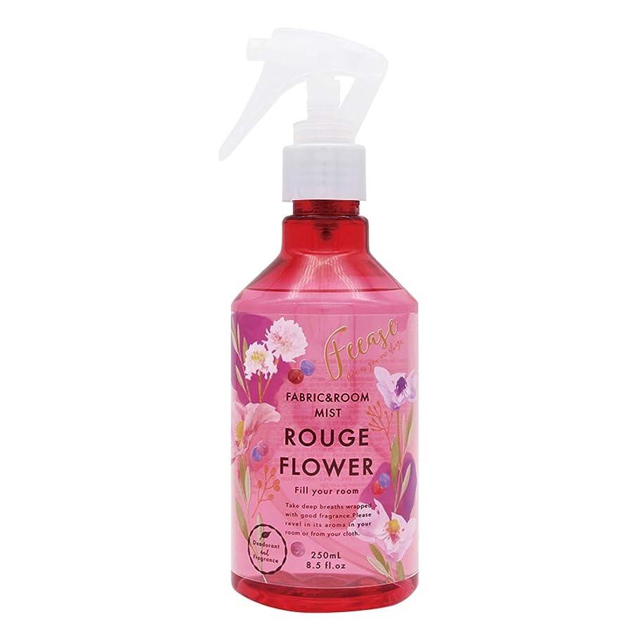 ノルコーポレーション ルーム&ファブリックミスト フィース 消臭成分配合 OA-FEE-1-1 ルージュフラワーの香り 250ml
