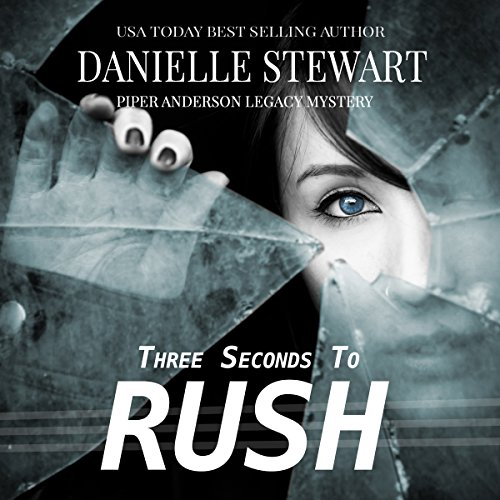 Three Seconds to Rush audiobook cover art