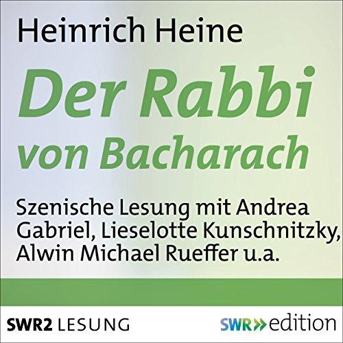 Der Rabbi von Bacharach audiobook cover art