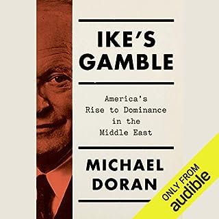 Ike's Gamble audiobook cover art