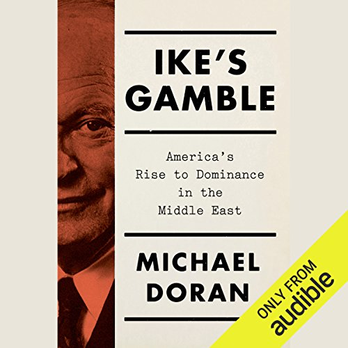 Ike's Gamble audiobook cover art