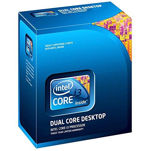 Intel Core i 3-540 - Procesador Intel Core i3-XXX, Socket LGA 1156 H, Intel Core i Desktop 3-500 Series, i 3-540, Intel HD Graphics 1333 DDR3 1066 /