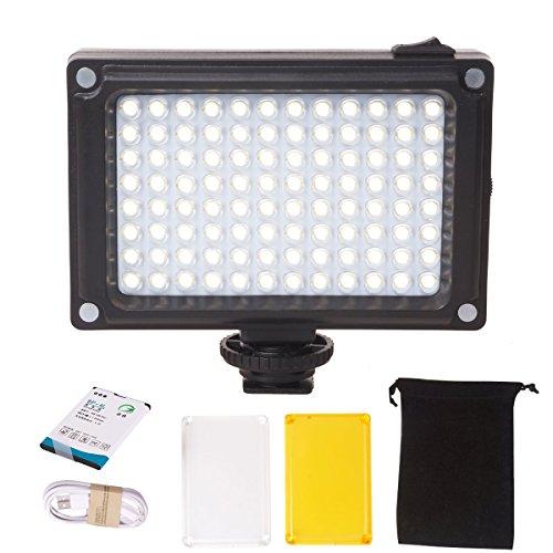 ulanzi rechargeable 96 led video light