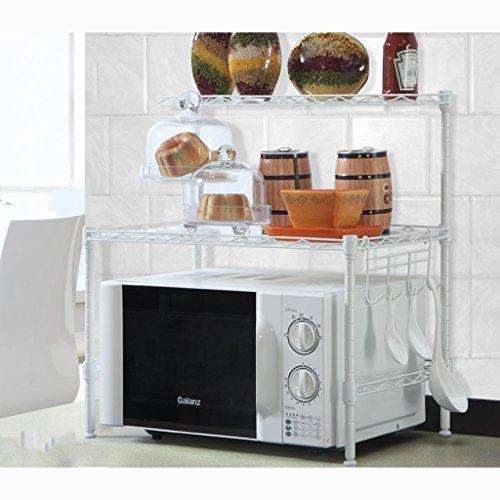CivilWeaEU- Küche Regal Microwelle Backofen Bäckerei Regal Lagerung Regal -Regal