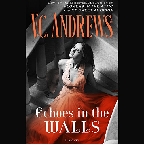 Echoes in the Walls audiobook cover art