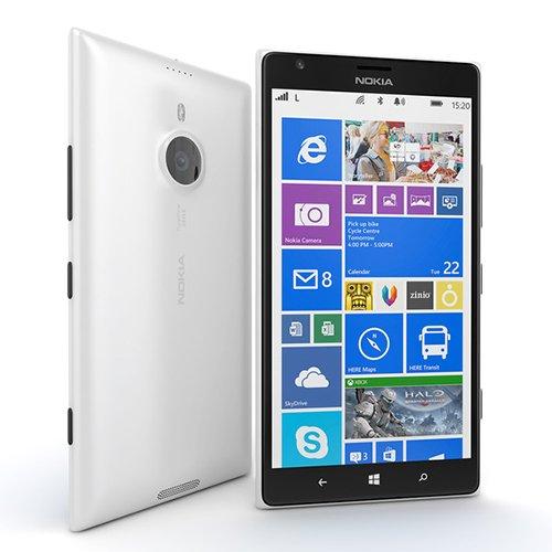 Nokia Lumia 735 Smartphone 4G Lte 8 Gb Espandibile Fino A 128GB Fotocamera Da 6,7 MP Con Led Flash Selfie - Colore Bianco