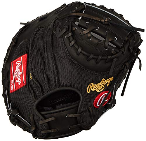 Rawlings Heart of The Hide Baseball Glove, Yadier Molina Game Day Model, Regular, 1-Piece Solid Web, 34 Inch